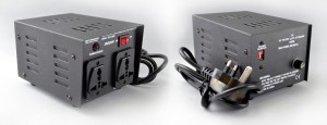 Terminator AC to AC Converter 110-220v /220v-110 300watts